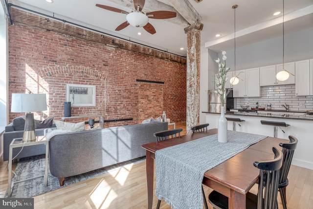 103-7 Church Street #9, PHILADELPHIA, PA 19106 (MLS #PAPH943968) :: Kiliszek Real Estate Experts