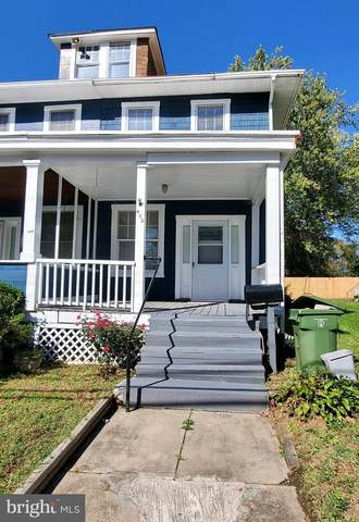 402 Rossiter Avenue, BALTIMORE, MD 21212 (#MDBA527528) :: Jennifer Mack Properties