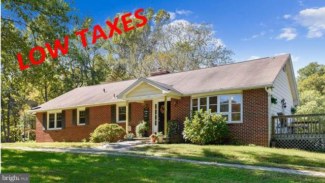 100 Fiddlers Hill Road, EDGEWATER, MD 21037 (#MDAA449536) :: The Dailey Group