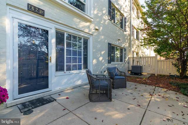 1423 N Van Dorn Street C, ALEXANDRIA, VA 22304 (#VAAX252080) :: Tom & Cindy and Associates