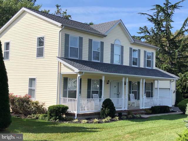 21 Eagle Drive, REHOBOTH BEACH, DE 19971 (#DESU171140) :: RE/MAX Coast and Country