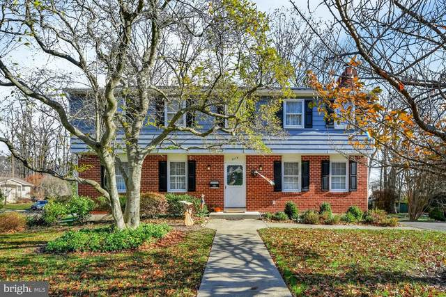 2115 Forest Ridge Road, LUTHERVILLE TIMONIUM, MD 21093 (#MDBC509420) :: The MD Home Team
