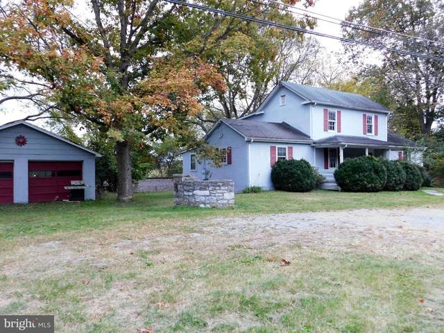 6883 Lord Fairfax Highway, BERRYVILLE, VA 22611 (#VACL111820) :: Bruce & Tanya and Associates