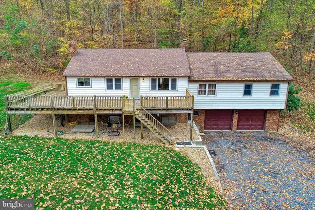 698 Fishing Creek Road, NEW CUMBERLAND, PA 17070 (#PAYK147176) :: The Joy Daniels Real Estate Group