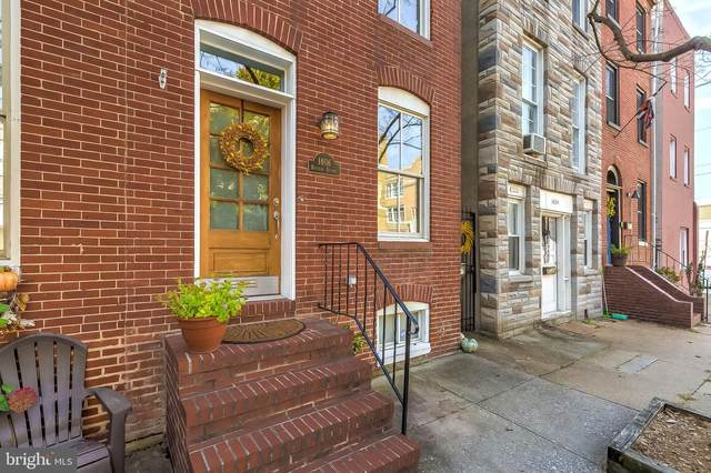 1406 Battery Avenue, BALTIMORE, MD 21230 (#MDBA527704) :: SURE Sales Group