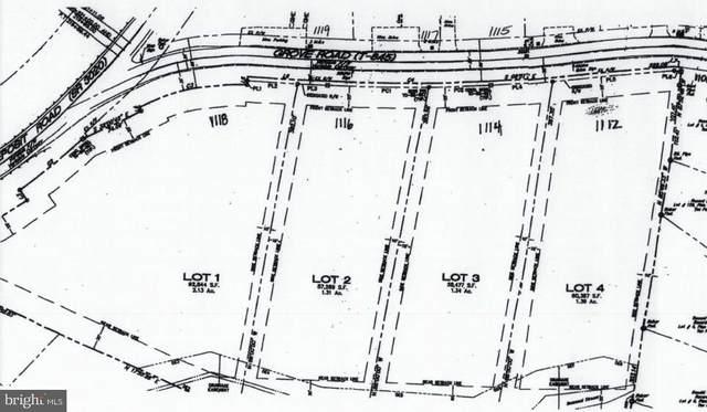 1114 Grove, HARRISBURG, PA 17111 (#PADA126680) :: The Joy Daniels Real Estate Group