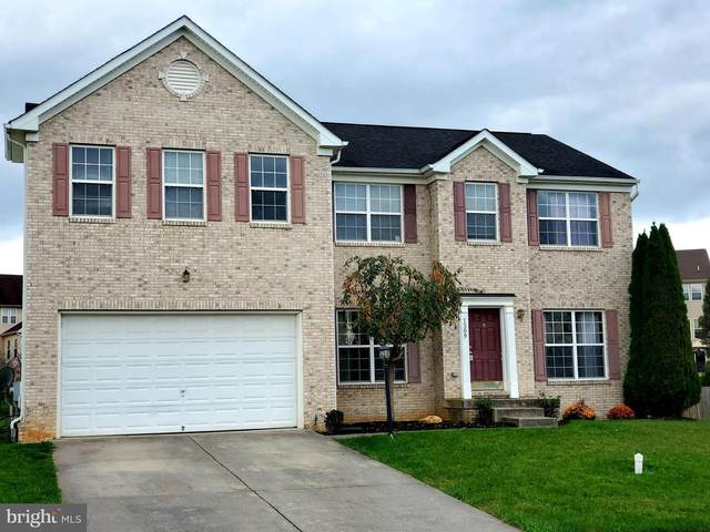 1309 Gainsboro, MARTINSBURG, WV 25403 (#WVBE181134) :: The Piano Home Group
