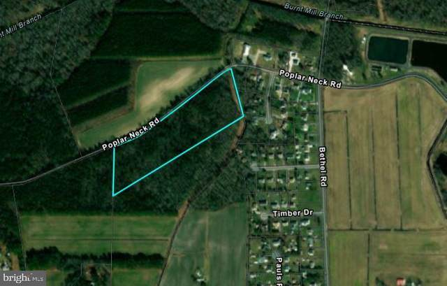 0 S Poplar Neck Road, WILLARDS, MD 21874 (#MDWC110258) :: LoCoMusings