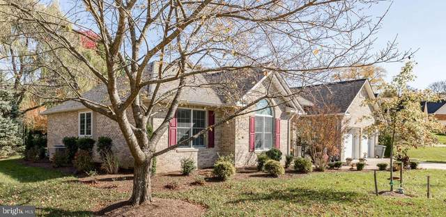 1408 Magruder Court, WINCHESTER, VA 22601 (#VAWI115244) :: The Bob & Ronna Group
