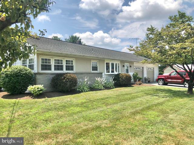 162 S Lime Street, QUARRYVILLE, PA 17566 (#PALA171840) :: Iron Valley Real Estate
