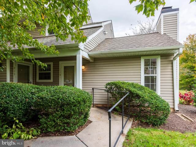 914 Railway Square #39, WEST CHESTER, PA 19380 (MLS #PACT518856) :: Kiliszek Real Estate Experts