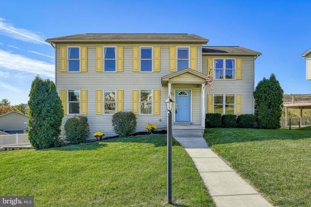 411 Valley View Circle, NEW CUMBERLAND, PA 17070 (#PAYK147336) :: The Joy Daniels Real Estate Group