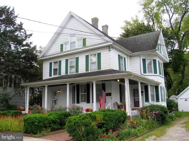 402 Pine Street, LAUREL, DE 19956 (#DESU171324) :: Bright Home Group