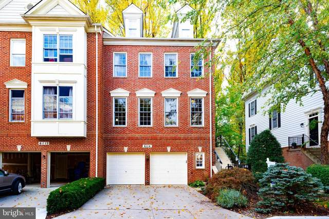 6114 Stonehenge Place #13, NORTH BETHESDA, MD 20852 (#MDMC730218) :: LoCoMusings