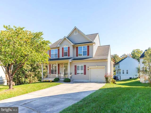 7007 Sequoia Place, BELTSVILLE, MD 20705 (#MDPG584642) :: The Redux Group