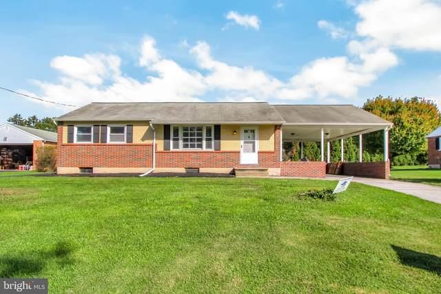 25 Park Circle Drive, LANCASTER, PA 17603 (#PALA171914) :: The Craig Hartranft Team, Berkshire Hathaway Homesale Realty