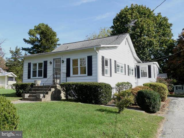 121 Byway Road, OWINGS MILLS, MD 21117 (#MDBC509772) :: Blackwell Real Estate
