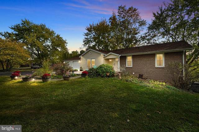 11917 Mid County Drive, MONROVIA, MD 21770 (#MDFR272392) :: Jim Bass Group of Real Estate Teams, LLC