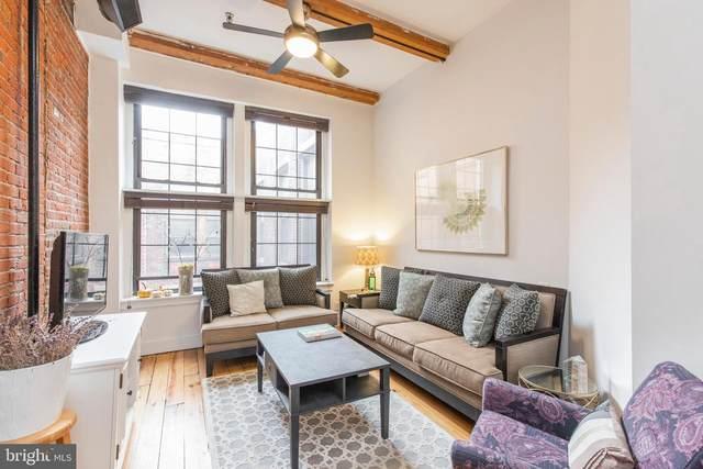 309-13 Arch Street #402, PHILADELPHIA, PA 19106 (MLS #PAPH945636) :: Kiliszek Real Estate Experts