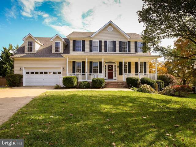 159 Mcclure Way, WINCHESTER, VA 22602 (#VAFV160318) :: Blackwell Real Estate