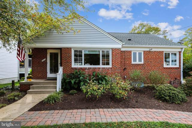 9814 Parkwood Drive, BETHESDA, MD 20814 (#MDMC730464) :: Blackwell Real Estate