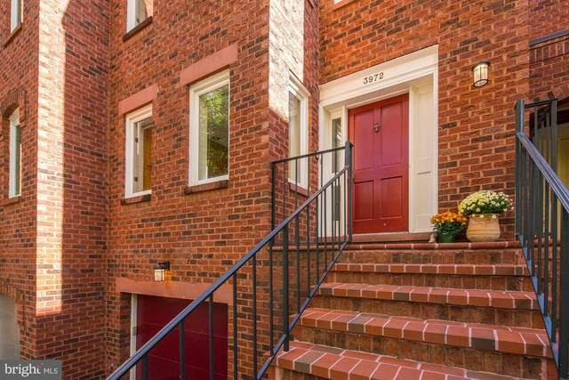 3972 Georgetown Court NW, WASHINGTON, DC 20007 (#DCDC492430) :: The Sky Group