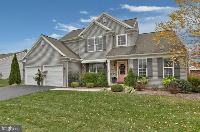 53 Union Crest Drive, ANNVILLE, PA 17003 (#PALN116322) :: The Dailey Group