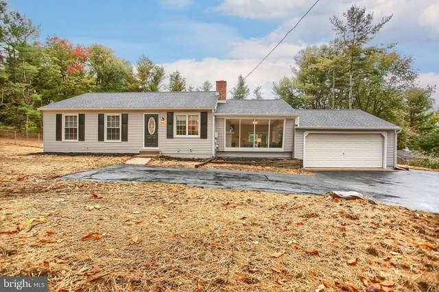 1009 W Kings Highway, COATESVILLE, PA 19320 (#PACT519062) :: Blackwell Real Estate