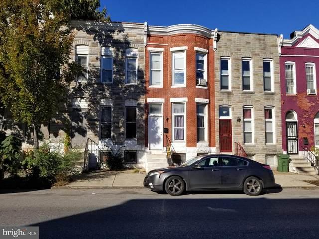 706 N Monroe Street, BALTIMORE, MD 21217 (#MDBA528186) :: The MD Home Team