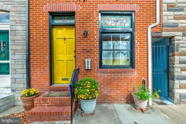 1740 Bank Street, BALTIMORE, MD 21231 (#MDBA528296) :: Great Falls Great Homes