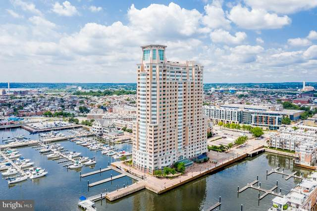 100 Harborview Drive #1110, BALTIMORE, MD 21230 (#MDBA528334) :: The Redux Group