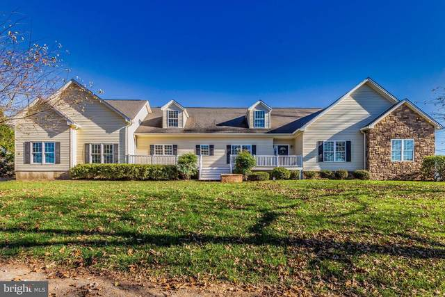 5131 Woodville Road, MOUNT AIRY, MD 21771 (#MDFR272528) :: The Redux Group