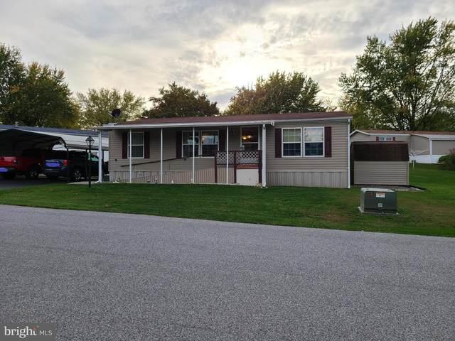 610 Parkwood Drive, MOUNT WOLF, PA 17347 (#PAYK147610) :: CENTURY 21 Core Partners
