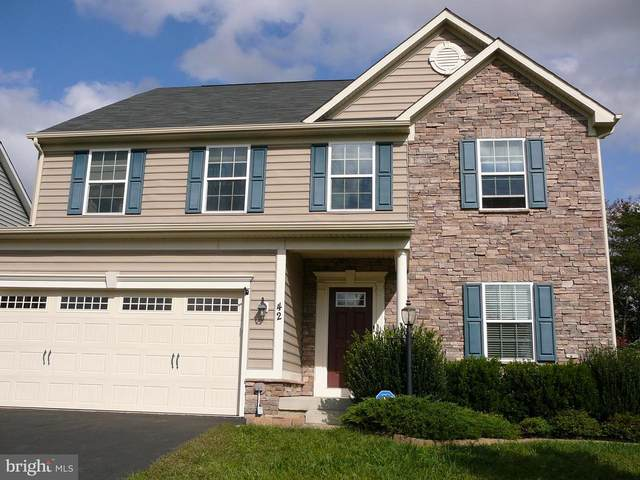 42 Cool Brook Lane, FREDERICKSBURG, VA 22405 (#VAST226548) :: RE/MAX Cornerstone Realty