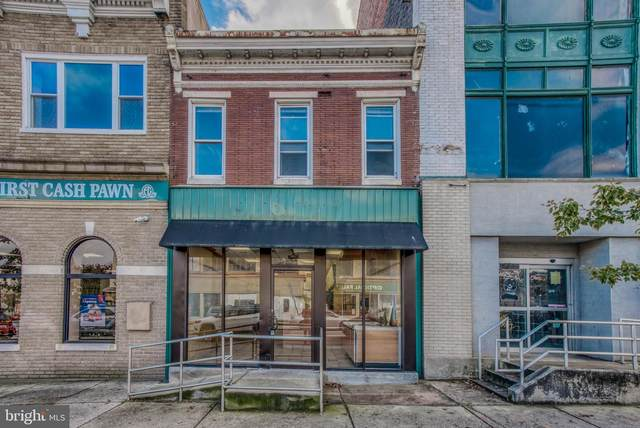 3515 Eastern Avenue, BALTIMORE, MD 21224 (#MDBA528440) :: The Redux Group