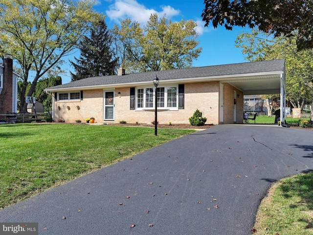 2553 Anita Drive, DOVER, PA 17315 (#PAYK147668) :: Certificate Homes