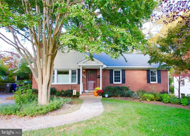 4011 Lorcom Lane, ARLINGTON, VA 22207 (#VAAR171652) :: Advon Group