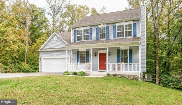 4111 Bayside Road, CHESAPEAKE BEACH, MD 20732 (#MDCA179328) :: The Miller Team