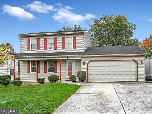 8 Honeysuckle Drive, MECHANICSBURG, PA 17050 (#PACB129078) :: The Heather Neidlinger Team With Berkshire Hathaway HomeServices Homesale Realty