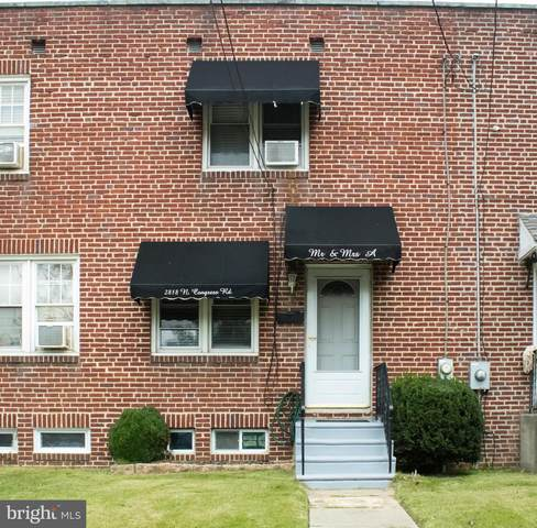 2818 N Congress Road N, CAMDEN, NJ 08104 (#NJCD405526) :: Holloway Real Estate Group