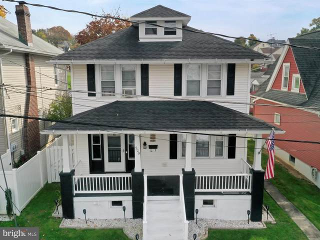 220 Paxson Avenue, SCHUYLKILL HAVEN, PA 17972 (#PASK132926) :: Nexthome Force Realty Partners