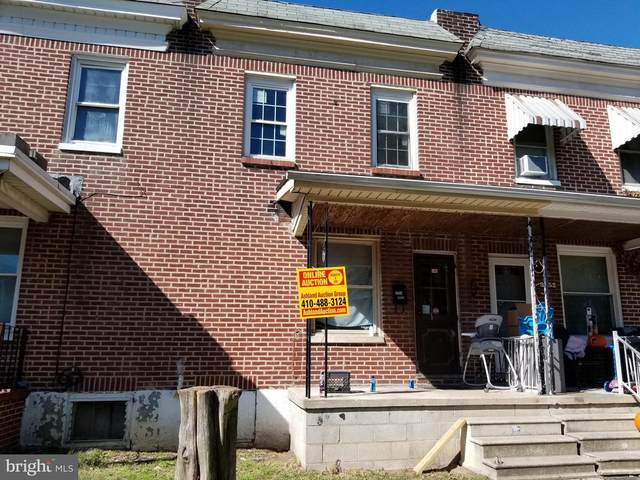 3554 Horton Avenue, BALTIMORE, MD 21225 (#MDBA528648) :: Jennifer Mack Properties