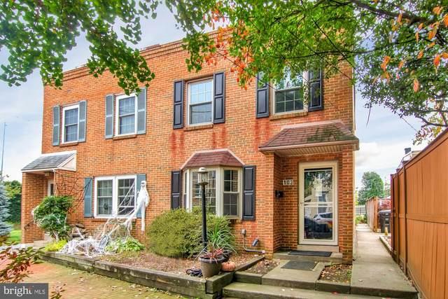103 Hanna Street, HARRISBURG, PA 17104 (#PADA127012) :: Keller Williams Realty - Matt Fetick Team