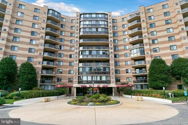 8360 Greensboro Drive #622, MCLEAN, VA 22102 (#VAFX1162856) :: Network Realty Group