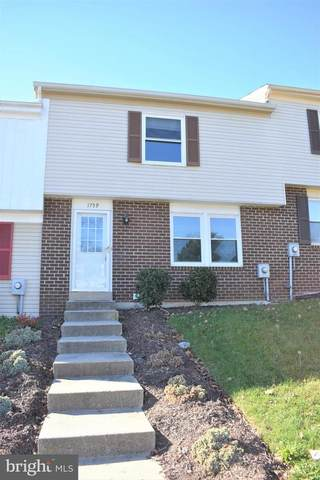 1759 Carriage Way, FREDERICK, MD 21702 (#MDFR272666) :: Great Falls Great Homes