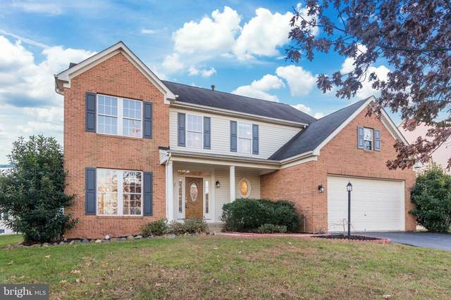 124 Burnell Place SE, LEESBURG, VA 20175 (#VALO424206) :: Pearson Smith Realty