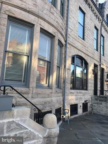806 N 2ND Street, HARRISBURG, PA 17101 (#PADA127042) :: Flinchbaugh & Associates