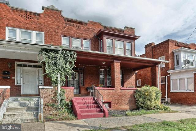 2235 Green Street, HARRISBURG, PA 17110 (#PADA127072) :: CENTURY 21 Core Partners