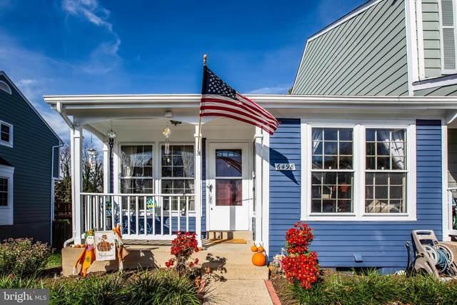 6498 Brick Hearth Court, ALEXANDRIA, VA 22306 (#VAFX1163206) :: Great Falls Great Homes