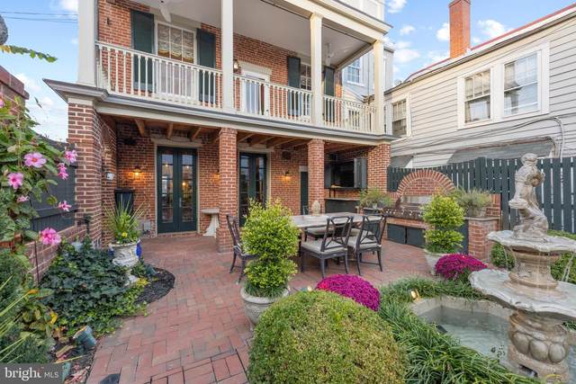 526 Queen Street, ALEXANDRIA, VA 22314 (#VAAX252554) :: Great Falls Great Homes